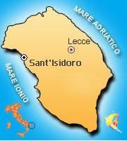 Mappa di Sant'Isidoro