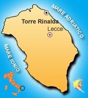 Mappa di Torre Rinalda