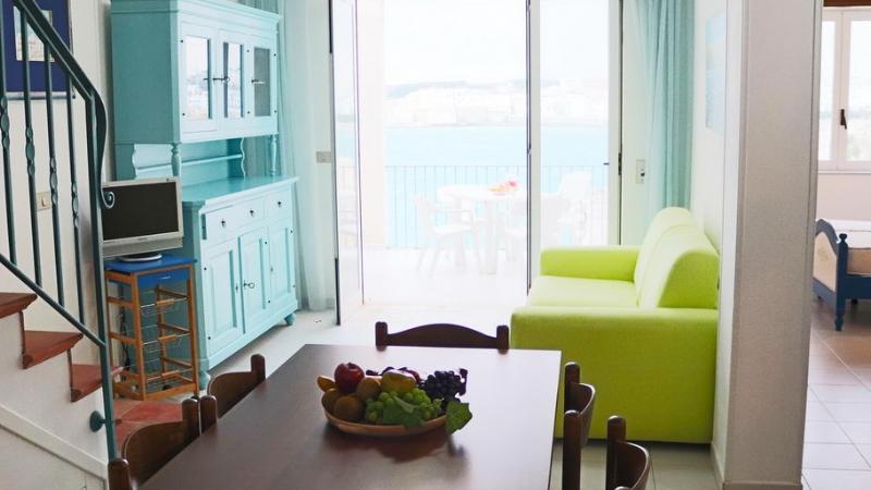 Appartamento vacanze trilocale vicino al mare otranto for Appartamento al mare design