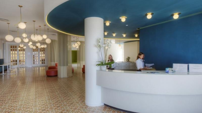 Grand hotel riviera puglia santa maria al bagno for Bagno 8 rivabella