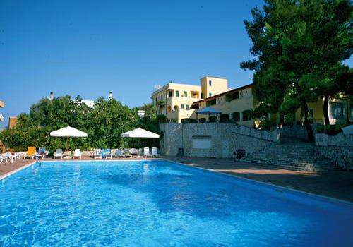 Foto esterno Hotel Club Bellavista