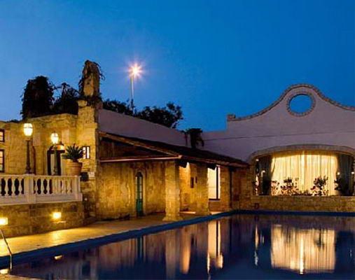 Foto esterno Hotel Parco dei Principi Resort & SPA