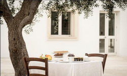 Foto esterno Masseria Muntibianchi AgriResort