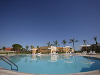Foto esterno Villaggio Hotel Petraria Green Village