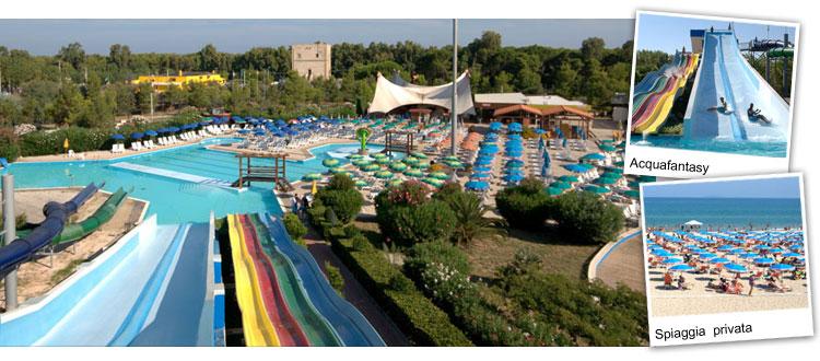 Villaggio Albatros Resort Marina Di Lesina