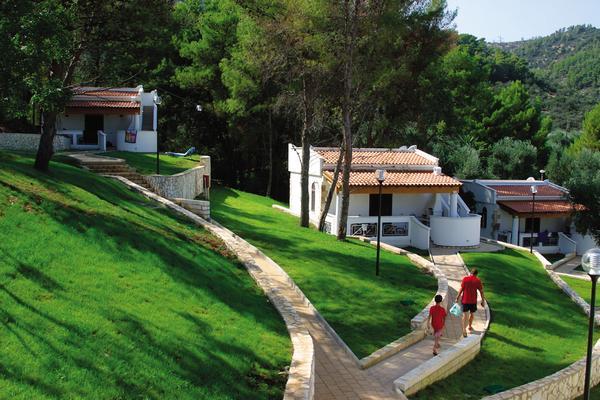 Foto esterno Villette Delle Macine Pugnochiuso Resort